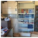 Two Storage cabinets