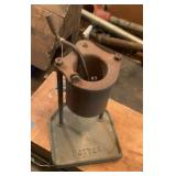 Antique Melting Pot