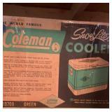 Coleman Snow Lite Cooler