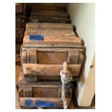 Wood Ammo Crates