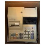 Cash register and printer