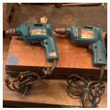 Mikita Electric Drills
