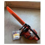 Homelite little red chainsaw