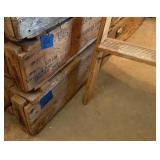 Wood Ammo Boxes