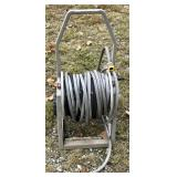 Hose and hose reel