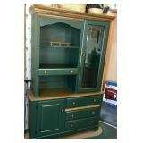 Painted hutch