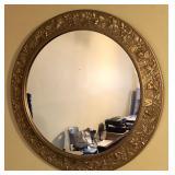 """26"""" round mirror"""