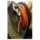 Extension cord and Cordwheel