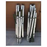 Two Army Cots