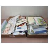 Two Flats of New Greeting Cards W/ Envelopes