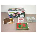 Card Shuffler and Playing Cards