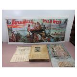 Vintage Marketing Materials and Other Items