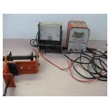 Portable Vise, Battery Chargers