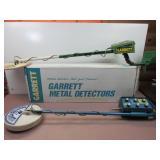 Older Model Metal Detectors