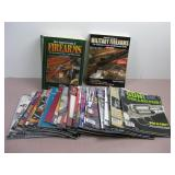 Firearm Books and Magazines