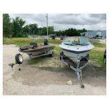 5PM EARLY START 4 BOATS 24 ft TRAILER 2 MINIVANS PLUS MUCH MORE