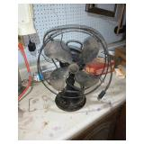 Emerson metal fan blade vintage fan
