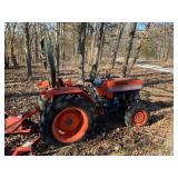 KIOTI Tractor 4WD