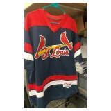 St. Louis Cardinals/St.Louis Blues crossover