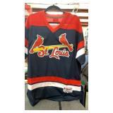 St. Louis blues/St.Louis Cardinals crossover