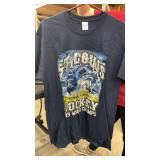 St. Louis hockey Champions 2019 blue t Shirt