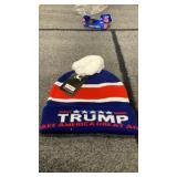 Trump winter hat