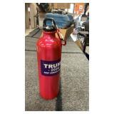 Trump 2020 water bottle