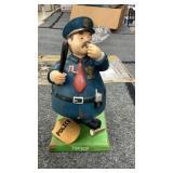 Top cop bobble head