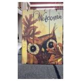 Welcome Sign 20x15