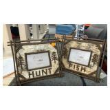 Fish/Hunt  Frames