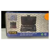 "Camcorder tools 17pc socket set 1/4"""