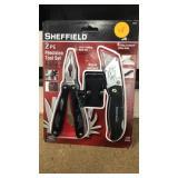 Sheffield two piece precision tool set