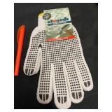 NEW DOTTED WORK GLOVES