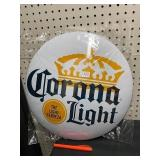 NEW ROUND METAL DOME SIGN