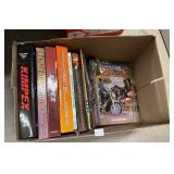 BOX MOTORCYCLE ACCESSORIES BOOKS