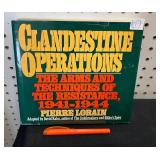 BOOK - CANDESTINE OPERATIONS