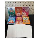 NEW ADULT GREETING CARDS AND ENVELOPES