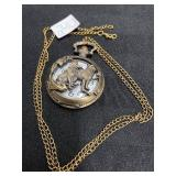 WOLVES POCKET WATCH