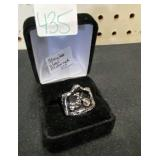 MOTORCYCLE RING SIZE 10