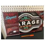 NEW LED SIGN - BIG DADDY