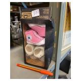 BOX INFANT BOOTIES
