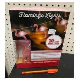 FLAMINGO PATIO STRING LIGHTS