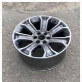 LARGE TRUCK WHEEL APPROX 22 INCHES