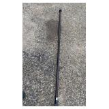 LARGE EXPANDING ROD - APPROX 10 FT
