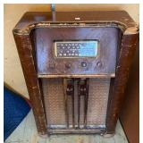 CABINET RADIO AS SHOWN