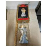 Hallmark Keepsake angel of Light tree topper