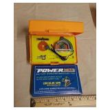 Powermite miniature circular saw battery operated
