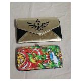 2 Nintendo Zelda wallets