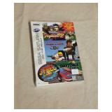 New Sega Saturn 3 game game set