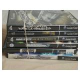 6 GameCube games